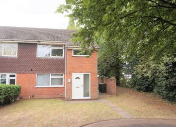 Thumbnail 2 bed flat for sale in Falcon Close, Kidderminster