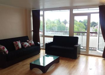 Thumbnail 2 bed flat to rent in Embassy Lodge, Regents Park Road, Finchley Central, London