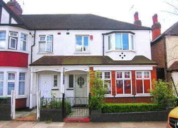 Thumbnail 3 bedroom end terrace house for sale in Lyndhurst Road, London