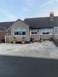 Thumbnail 4 bed semi-detached bungalow for sale in Central Drive, Buxton, Derbyshire
