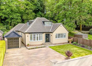 Thumbnail 4 bed detached house for sale in Oakdale, Harrogate, North Yorkshire