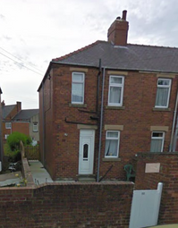 Thumbnail 2 bed terraced house for sale in Clavering Place, Stanley