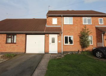 Thumbnail 3 bed town house for sale in Woodbank, Burbage, Hinckley