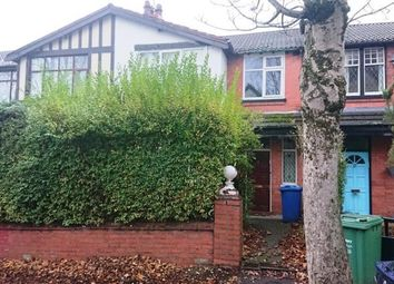 Thumbnail 3 bed terraced house to rent in 15 Rochester Avenue, Manchester, Lancashire