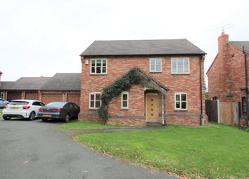 Thumbnail 4 bed detached house for sale in Whixall Green, Whixall, Whitchurch