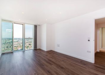 Thumbnail 2 bedroom flat to rent in Saffron Tower, Croydon
