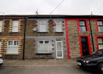Thumbnail 2 bed terraced house for sale in The Avenue, The Common, Pontypridd