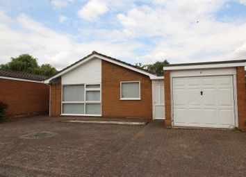 Thumbnail 3 bed detached bungalow for sale in Melford Close, Longthorpe, Peterborough
