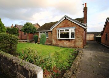 Thumbnail 3 bed detached bungalow for sale in Colwyn Drive, Knypersley, Staffordshire