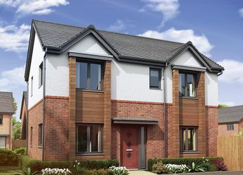 "Thumbnail 3 bedroom detached house for sale in ""The Dalton"" at Station Road, Kenton Bank Foot, Newcastle Upon Tyne"