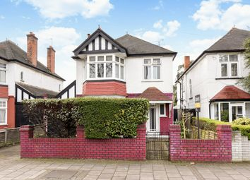 Thumbnail 3 bed detached house for sale in Poynders Road, London