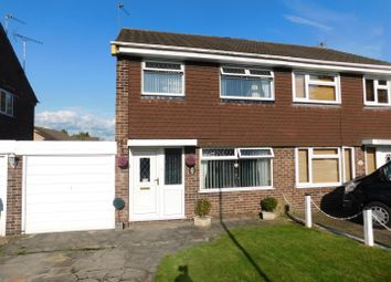 Thumbnail 3 bed semi-detached house for sale in Calderdale Drive, Long Eaton, Nottingham