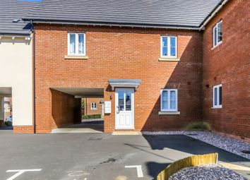 Thumbnail 2 bed flat for sale in Sidings Close, Thrapston, Kettering