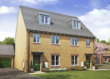 Thumbnail 3 bed semi-detached house for sale in Caddies Field, Wellington, Telford