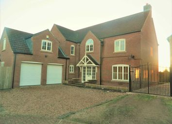 Thumbnail 5 bed detached house for sale in Watson Close, North Clifton, Newark