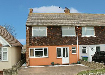 Thumbnail 3 bed property for sale in Arundel Road, Peacehaven
