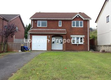 Thumbnail 4 bed detached house for sale in Arches Close, Dukestown, Tredegar, Blaenau Gwent.