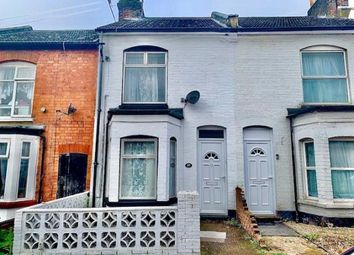 Thumbnail 3 bed terraced house for sale in Salisbury Road, Luton, Bedfordshire, England