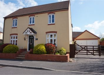 Thumbnail 4 bed detached house for sale in Burge Meadow, Cotford St Luke Taunton