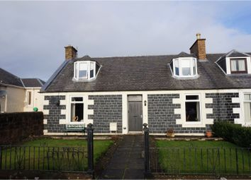 Thumbnail 2 bed semi-detached house for sale in Pathhead, Cumnock