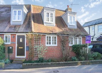 Thumbnail 2 bed semi-detached house for sale in Manor Road, Birchington