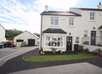 Thumbnail Semi-detached house for sale in Weaver's Way, Ballynahinch, Down