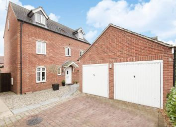 Thumbnail 4 bed detached house for sale in Great Ashby, Nr. Stevenage, Hertfordshire