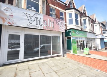 Land to rent in Dickson Road, Blackpool, Lancashire FY1