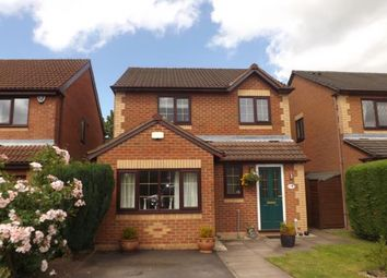 Thumbnail 3 bed detached house for sale in Shelley Close, Rode Heath, Stoke-On-Trent, Cheshire