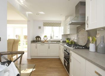 """Thumbnail 3 bed detached house for sale in """"Morpeth 2"""" at Braishfield Road, Braishfield, Romsey"""