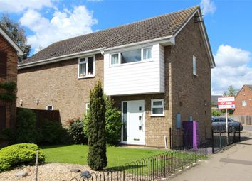 Thumbnail 4 bed detached house for sale in Windsor Road, Sawtry, Huntingdon