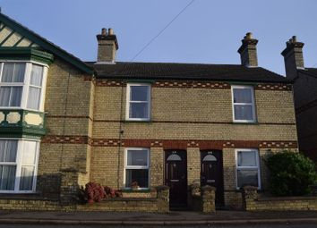 Thumbnail 3 bed terraced house to rent in High Street, Offord Cluny, St. Neots