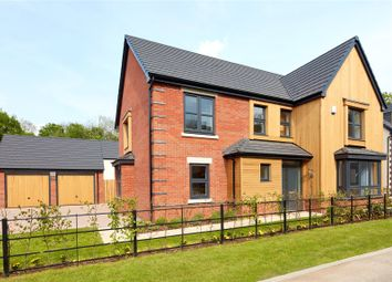 Thumbnail 4 bed detached house for sale in Clover Grove, Barrow Gurney, Bristol