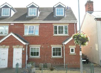 Thumbnail 3 bed end terrace house to rent in Leicester Road, Countesthorpe, Leicester