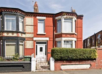 Thumbnail 3 bed end terrace house for sale in Dundee Grove, Wallasey