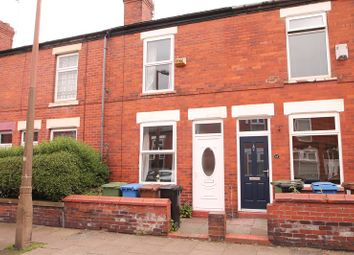 Thumbnail 2 bedroom terraced house to rent in Vienna Road, Stockport