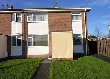 Thumbnail 2 bed end terrace house for sale in Wheatridge, Seaton Delaval, Tyne & Wear