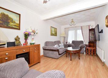 Thumbnail 4 bed semi-detached house for sale in Woodlands Road, Gillingham, Kent