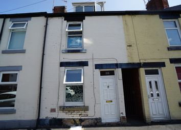 Thumbnail 3 bed terraced house for sale in Langdon Street, Sheffield, South Yorkshire