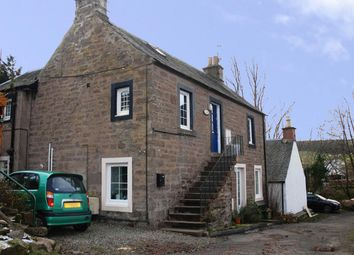 Thumbnail 2 bed flat for sale in Well Road, Dunning, Perth