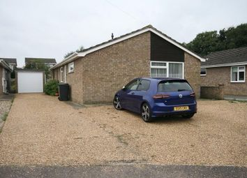 Thumbnail 3 bed property for sale in Atling Way, Attleborough