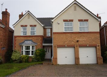 Thumbnail 4 bed detached house for sale in Park Mews, Retford