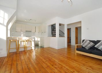 Thumbnail 3 bedroom flat to rent in Glenilla Road, Belsize Park, London