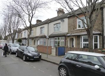 Thumbnail 3 bedroom terraced house for sale in Upton Park Road, London
