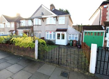 Thumbnail 3 bed semi-detached house for sale in Cumberland Avenue, Welling