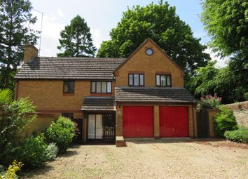 Thumbnail 4 bedroom detached house for sale in Cross Hill, Brixworth, Northampton