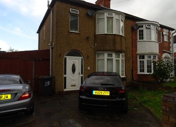 Thumbnail 2 bed duplex to rent in Woodland Avenue, Luton