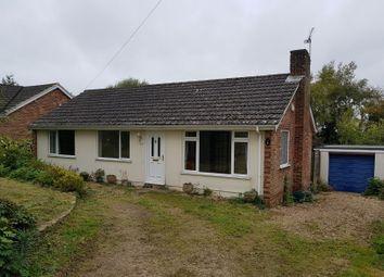 Thumbnail 3 bed detached bungalow for sale in Fir Tree Hill, Alderholt, Fordingbridge, Dorset