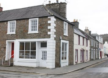 Thumbnail 4 bed end terrace house for sale in Castle Street, Kirkcudbright