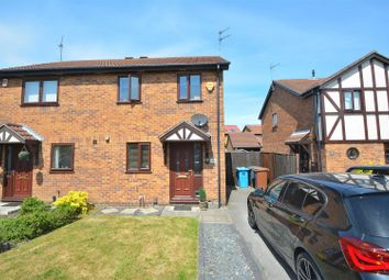 Thumbnail 2 bed semi-detached house for sale in Cannock Way, Long Eaton, Nottingham
